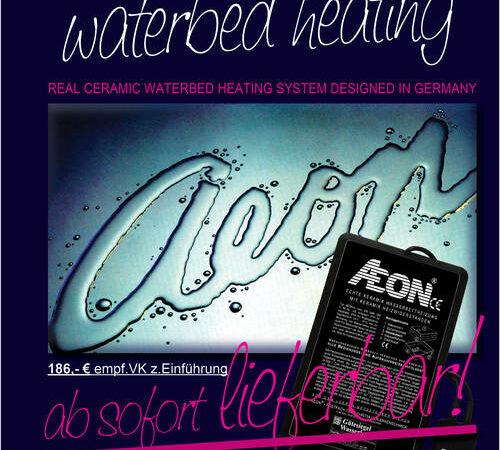 Aeon Keramik Wasserbetten-Heizsystem Heizung-0