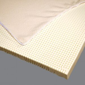 Garanta Topper Bio-KBA-Latex de Luxe 6 cm -0