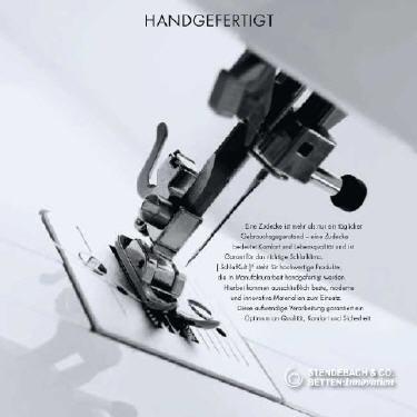 Stendebach Rose Satin Ganzjahres Singel Einziehdecke-68