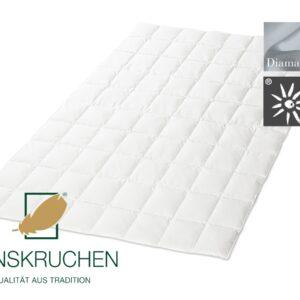 Daunen-Bettdecke Diamant (extra leicht) von HANSKRUCHEN-0
