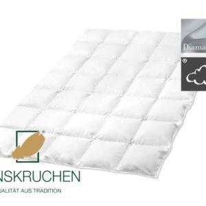 Daunen-Bettdecke Diamant (medium) von HANSKRUCHEN-0