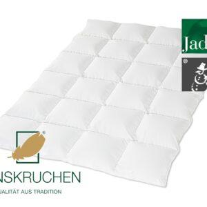 Daunen-Bettdecke Jade (warm) von HANSKRUCHEN-0
