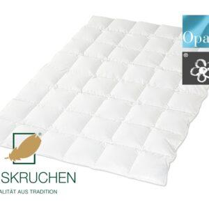 Daunen-Bettdecke Opal (extra leicht) von HANSKRUCHEN-0