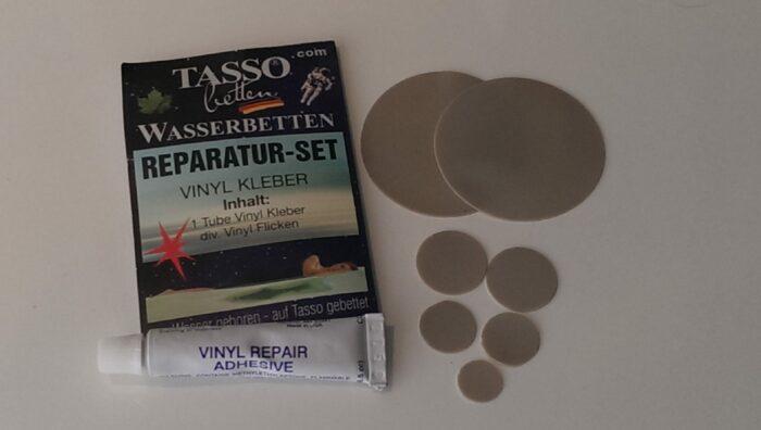 Tasso Wasserbett Reparaturset-31